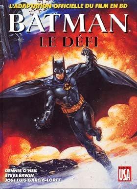 Batman - Le défi édition TPB hardcover (cartonnée)