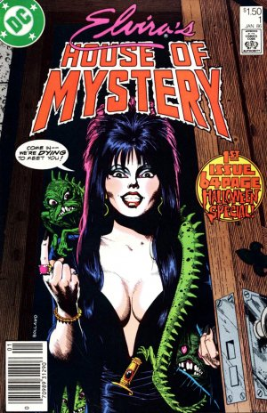 Elvira's House of Mystery édition Issues