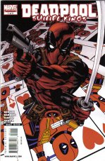 Deadpool - Suicide Kings édition Issues