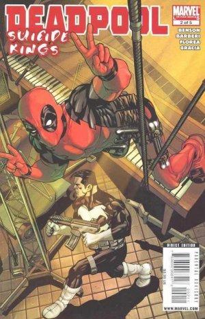 Deadpool - Suicide Kings # 2 Issues