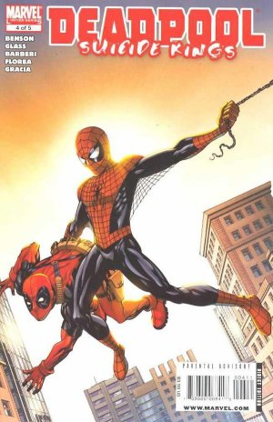 Deadpool - Suicide Kings # 4 Issues