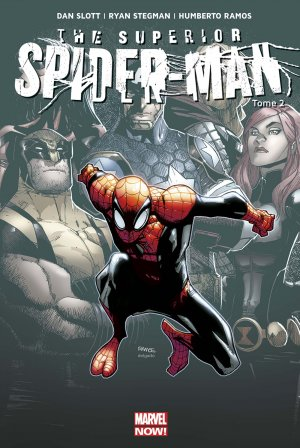 The Superior Spider-Man T.2