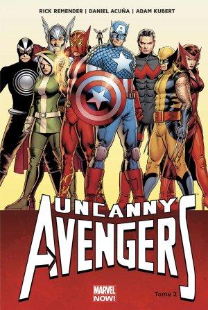 Uncanny Avengers T.2