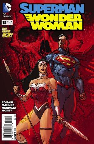 Superman / Wonder Woman # 13 Issues