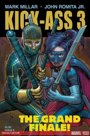 Kick-Ass 3 # 8 Issues (2013 - 2014)