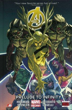 Avengers # 3 TPB Hardcover - Issues V5 (2013 - 2014)