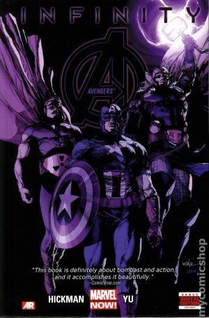 Avengers # 4 TPB Hardcover - Issues V5 (2013 - 2014)