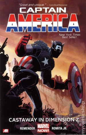 Captain America édition TPB Softcover - Issues V7 (2014)
