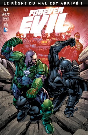 Justice League Of America # 4 Kiosque
