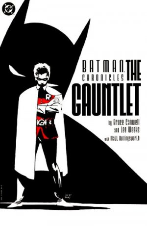 Batman Chronicles - The Gauntlet # 1 TPB softcover (souple)