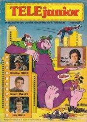 Tele Junior édition Kiosque V1 (1977 - 1980)