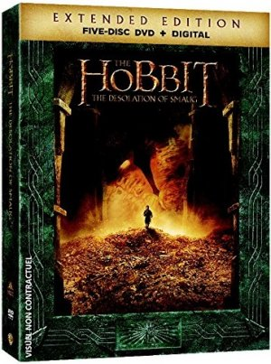Le Hobbit : la Désolation de Smaug édition Version longue DVD