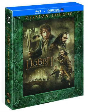 Le Hobbit : la Désolation de Smaug édition Blu-ray version longue