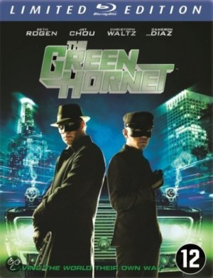 The Green Hornet édition Limited Edition