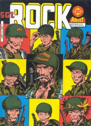 Sgt Rock édition Kiosque mensuel