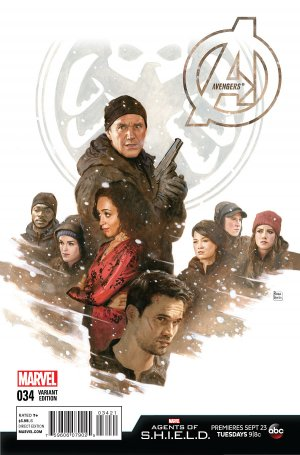 Avengers # 34 Issues V5 (2012 - 2015)