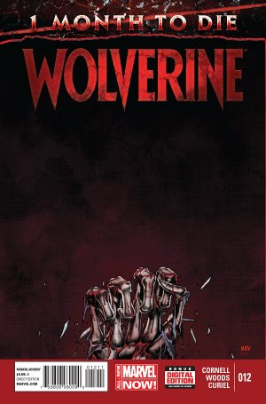 Wolverine # 12 Issues V6 (2014)