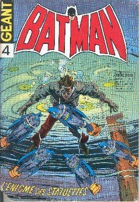 Batman Géant édition Kiosque (1972 - 1975)