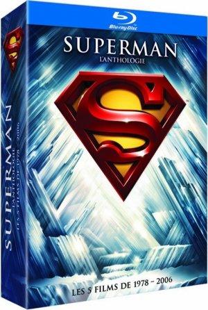 Superman - L'Anthologie 1978 - 2006 édition Coffret blu-ray