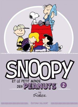 Snoopy et le petit monde des peanuts # 2