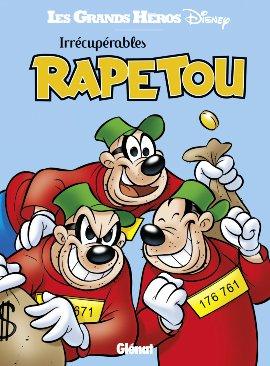 Irrécupérables Rapetou édition TPB hardcover (cartonnée)
