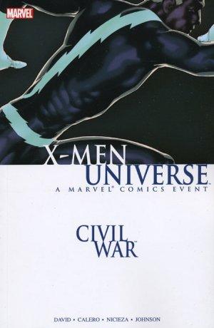 Civil War - X-Men Universe édition TPB softcover (souple)