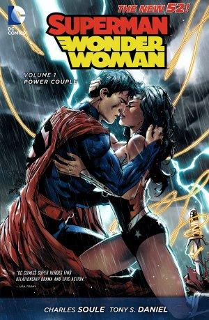 Superman / Wonder Woman édition TPB softcover (souple)