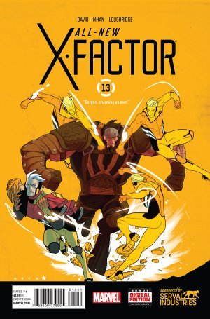 All-New X-Factor 13