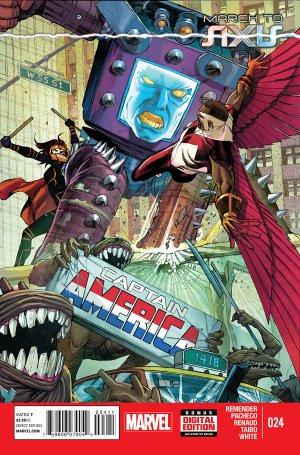 Captain America # 24 Issues V7 (2012 - 2014)
