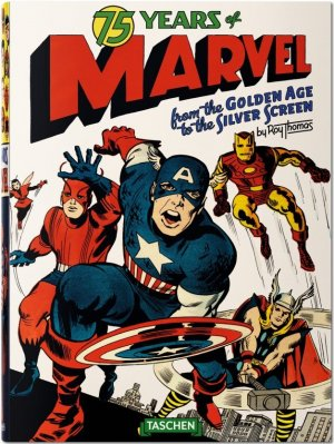 75 Years of Marvel Comics édition Deluxe