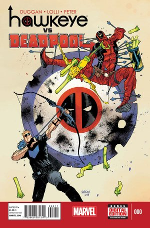 Hawkeye Vs. Deadpool édition Issues V1 (2014 - 2015)