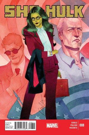 Miss Hulk # 8 Issues V3 (2014 - 2015)