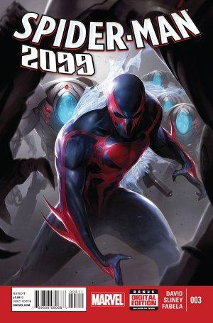 Spider-Man 2099 # 3 Issues V2 (2014 - 2015)