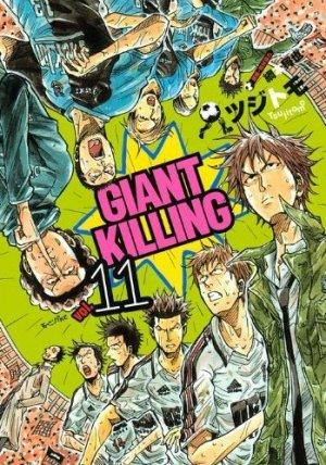 Giant Killing # 11
