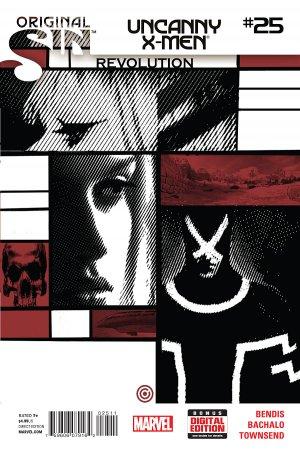 Uncanny X-Men 25 - Issue 25
