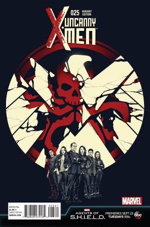 Uncanny X-Men # 25