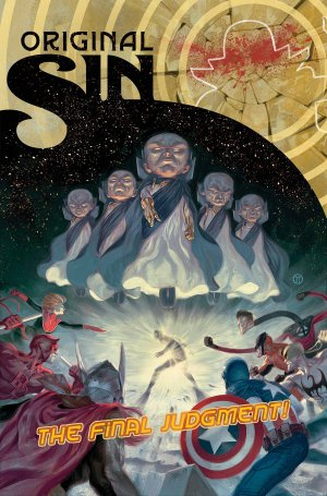 Original Sin # 8 Issues (2014)