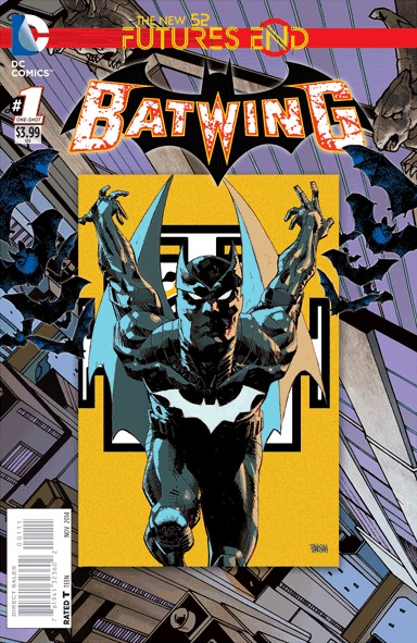 Batwing - Futures End # 1 Issues