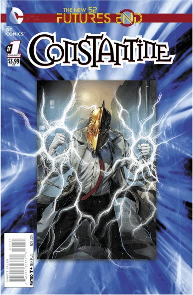 Constantine - Futures End # 1 Issues
