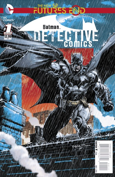 Detective Comics - Futures End # 1 Issues