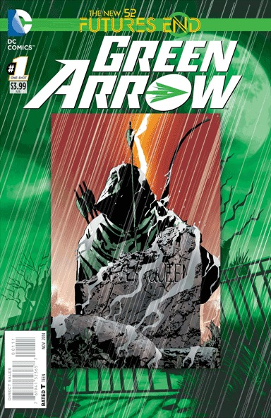 Green Arrow - Futures End # 1 Issues