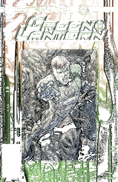 Green Lantern - Futures End # 1 Issues