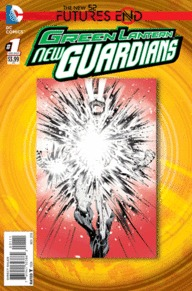 Green Lantern - New Guardians - Futures End # 1 Issues
