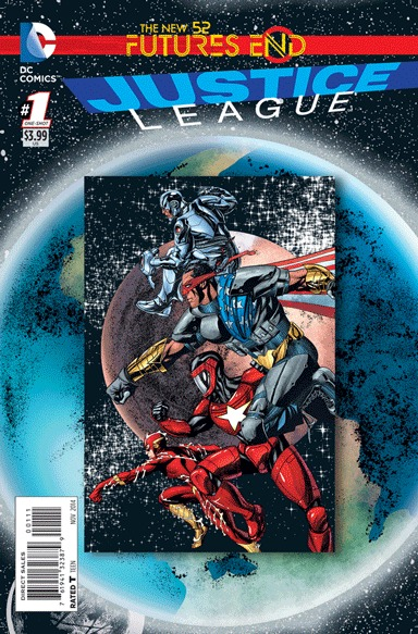 Justice League - Futures End # 1 Issues