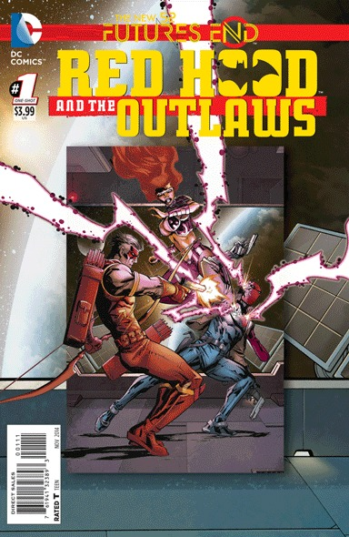 Red Hood and the Outlaws - Futures End # 1 Issues