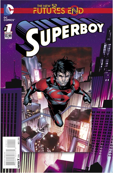 Superboy - Futures End # 1 Issues