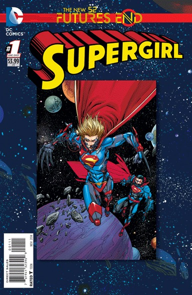 Supergirl - Futures End # 1 Issues