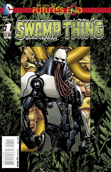 Swamp Thing - Futures End # 1 Issues