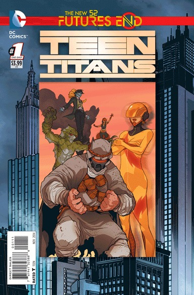 Teen Titans - Futures End # 1 Issues