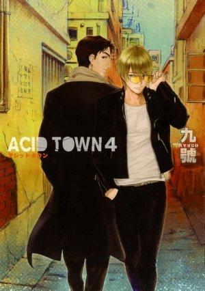 couverture, jaquette Acid Town 4  (Gentosha)